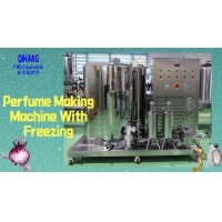 Buy cheap Moveable Supporter Perfume Making Machine With Freezing Unit Simple Operation from wholesalers