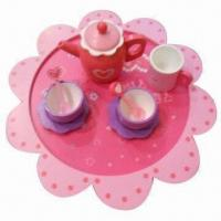 China Wooden toy, measures 34x34cm wholesale