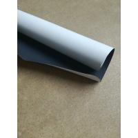 China Custom Woven Polyester Fabric , Waterproof  Tarpaulin Outdoor Awning Fabric Rolls wholesale