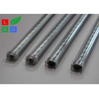 China Clear Plastic Tubing Rigid LED Bar IP65 Female Connector For Funiture Lighting wholesale