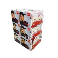 China Shirt packaging box design templates wholesale