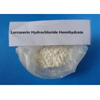 China Pharmaceutical Raw Material Lorcaserin Hydrochloride CAS 846589-98-8 wholesale