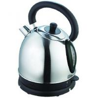 China Cordless Electric Kettle / Stainless steel Round body / 1.7-1.8L Capacity wholesale