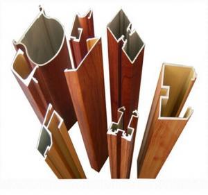China 6063 - T5 Aluminum Door Extrusions For Sliding Doors GB / 75237 - 2004 wholesale