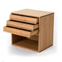 China China Cheap Bamboo Document Storage Rack Box wholesale