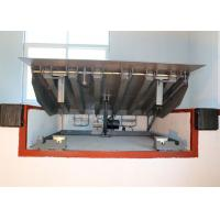 China Low Pressure Hydraulic Mechanical Dock Leveler Steel Plate Frame wholesale