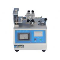 Buy cheap Insertion and Extraction Force Testing Machine with Touch Screen Controller from wholesalers
