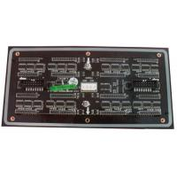 Quality SMD 3528 6mm Rental LED Screen Signs For Advertising 50Hz 192*96mm for sale