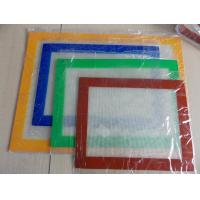 Silicone Baking Mat Dishwasher Safe Various Colors Are