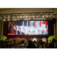 Quality Hire High Resolution Indoor Advertising LED Display Video Wall 17222 Dots / ㎡ Programmable for sale