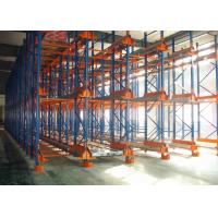 China Highly Efficient Shuttle Storage Systems Semi Automatic For Cold Storage Warehouse wholesale