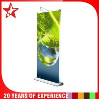 Quality Luxury Advertisement Retractable And Roll Up Banner Stand Digital Printing for sale