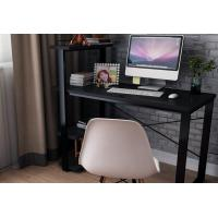 China Nordic minimalist desktop computer desk , bookcase solid wood corner table wholesale