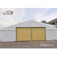 China 24x24m White Storage Tent Structures Vehicle Storage Tents / Rv Storage Tents for sale wholesale