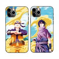China Lenticular Printing Flip Cell Phone Case With Cover One Piece Naruto wholesale