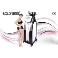 China 3 in 1 Face / Body Cavitation RF Slimming Machine With 7 Inch Touch Screen , 40KHz wholesale