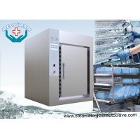 China Medium Steam Type Pharmaceutical Autoclave With Pneumatically Operated Process Valves wholesale