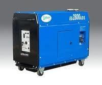 China Portable Design Gasoline Electric Generator Set With CE Certificate wholesale