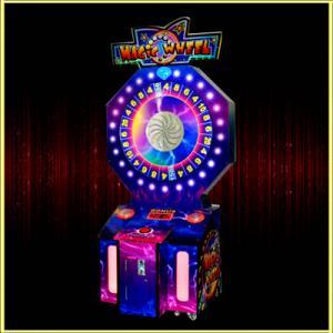 Magic Wheel ticket lottery game machine