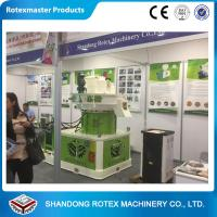 China High Efficiency Large Capacity Complete Ring Die Pellet Machine Line wholesale