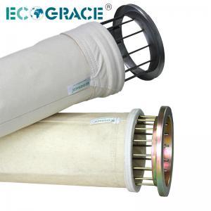 China Asphalt Plant Air Filter Nomex Filter Bag High Temperature Bag Filter on sale