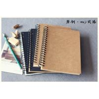 China School stationery two in one sticky memo magnetic spiral notebook wholesale