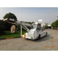 China Multipurpose Electric Conveyor Belt Loader Ground Support Equipment AC Motor Curtis Controller wholesale