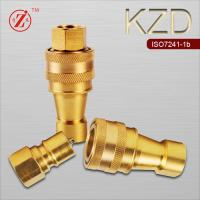 China brass quick coupling fitting wholesale