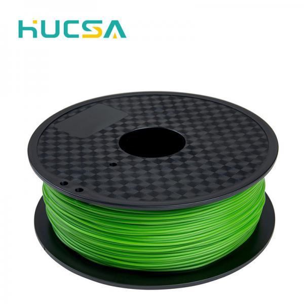 Quality Guangzhou Manufacturer 1.75mm 1kg plastic spool 3d printing filament pla for sale