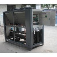 Packaged Type Air Cooled Industrial Water Chiller Units With Big  #4D687E