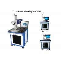 China 10640nm CO2 Laser Engraver Machine Model C02 Marking Machine For Non - Plastic wholesale