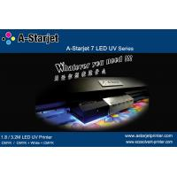 China 1.8M A-Starjet UV Printer with 2 pcs DX7 Head for Curtain Fabric in Switzerland wholesale