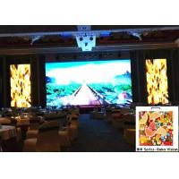 Buy cheap Fanless Indoor Rental LED Display 3.91mm Pixel Pitch Full Color Rental Light from wholesalers