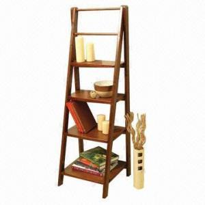 China Wooden Ladder Shelf/Rack wholesale