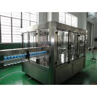 China Auto Rotary 3 In 1 PET Water Bottle Filling Equipment 3000BPH-25000BPH wholesale