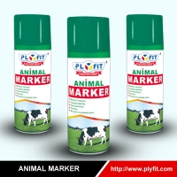 Buy cheap No Harm Tinplate 500ml 600ml Animal Tail Marking Paint from wholesalers