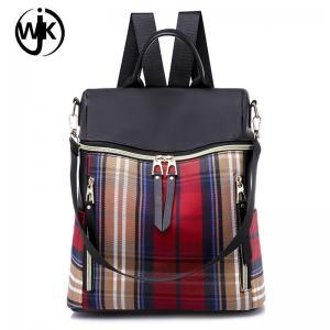 China Most Popular Distributors Wholesale new design shoulder bags factory casual canvas backpack print canvas backpack wholesale