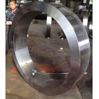 China DIN ASTM EN Hydraulic Rolled Ring Flange Carbon / Alloy Steel Forgings wholesale