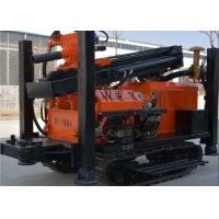 China High Efficiency 180m Depth 55kw Small Borewell Drilling Machine wholesale