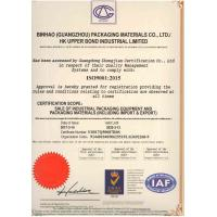 Guangzhou Binhao Technology Co., Ltd Certifications