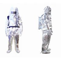 China SOLAS ISO approval heat protective aluminium suit China manufacture wholesale