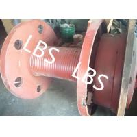 China Slow Speed Lebus Grooved Drum For Hydraulic Crane Winch And Ships wholesale