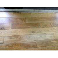 China Oak Solid Flooring .Flat Surface,UV lacquer wholesale