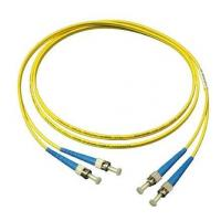 China SC / ST / LC / FC Fiber Optic Patch Cord Singlemode / Multimode For Premise Installations on sale