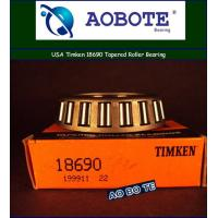 China Heavy duty ABEC 5 Timken Taper Roller Bearings For Mining wholesale