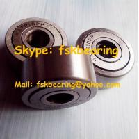 China Performanced Needle Roller Bearings Doube Row Chrome Steel 12mm OD wholesale