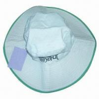 China Embroidery bucket hat, made of 100% cotton twill or polyester wholesale