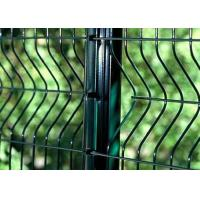 China PVC Coated Welded Wire Mesh Panels For Area Protection , Eco Friendly wholesale