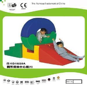 China Indoor Playground Equipment Children Playhouse wholesale