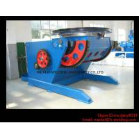 China Tank / Vessel Auto Welding Positioners VFD Control Self Adjustable Table With Foot Switch wholesale